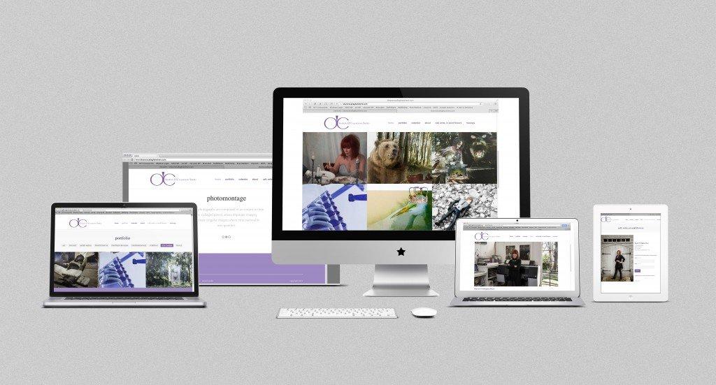 citywork creative agency site